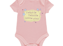 Chirpy Clothing Baby Grow